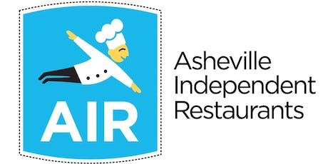 2019 Taste of Asheville - AIR Restaurant Registration tickets