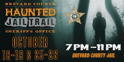 2019 Haunted Jail Trail