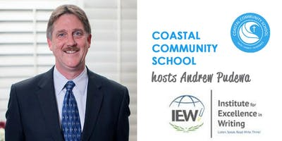 """Nurturing Competent Communicators""  with Andrew Pudewa IEW Founder"
