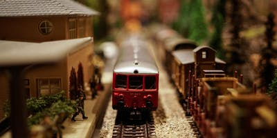Sneak Preview for 17th Annual Toys, Games & Trains Exhibit