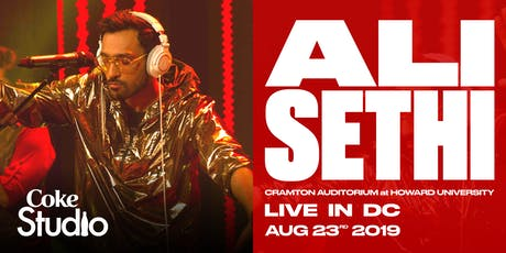 Ali Sethi - Live in DC tickets