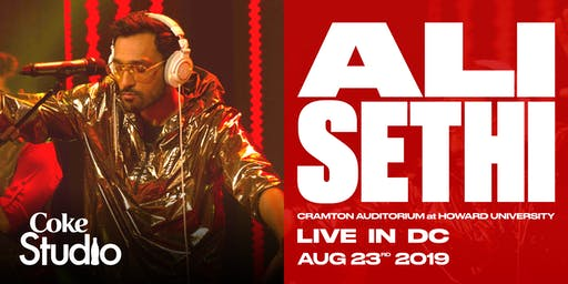 Ali Sethi - Live in DC