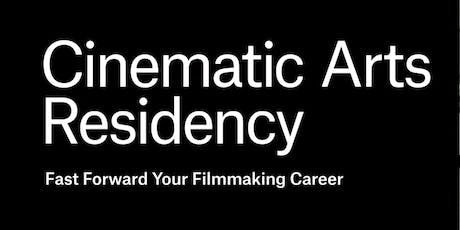 Cinematic Arts: Info Session #1 tickets