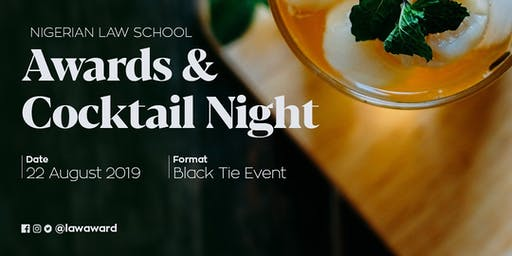 Awards & Cocktail Night 2019