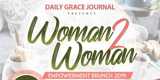 Woman 2 Woman Victory Brunch