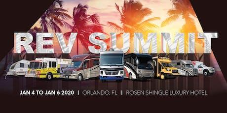 REV Summit 2020 tickets