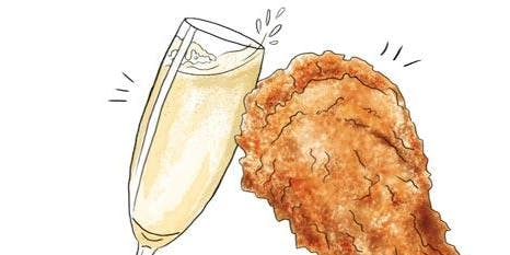 Fried Chicken and Bubbles Wine Tasting