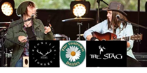Acoustic Lounge at The Stag | The Coaltown Daisies