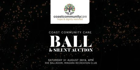 Coast Community Care Winter Ball & Silent Auction tickets