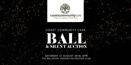 Coast Community Care Winter Ball & Silent Auction