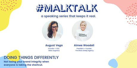 #MALKtalk x Doing Things Differently tickets