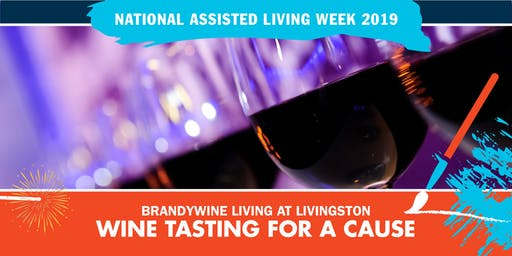 Tasting For A Cause