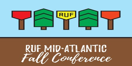 RUF Mid-Atlantic Fall Conference 2019 (#284) tickets