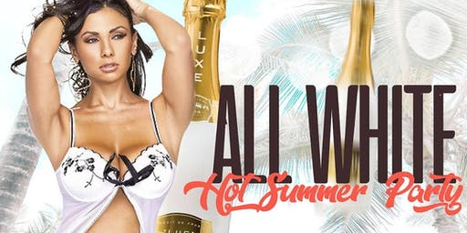 ALL WHITE HOT SUMMER PARTY