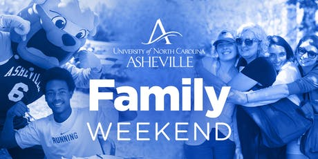 UNC Asheville's Family Weekend 2019 tickets