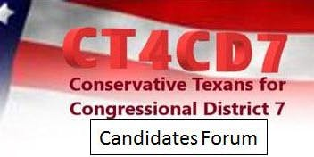 Congressional District 7 Candidates Forum for Conservative Precinct Chairs