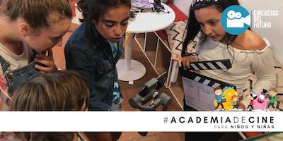 Academia de Cine para Niños y Niñas de Cineastas del Futuro