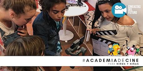 Academia de Cine para Niños y Niñas de Cineastas del Futuro entradas