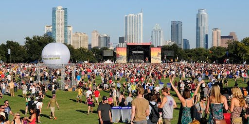 ACL Parking Day Passes 2019