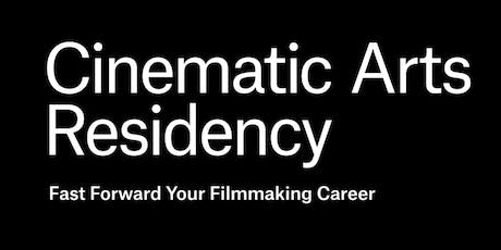 Cinematic Arts: Info Session #2 tickets
