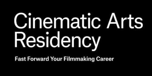 Cinematic Arts: Info Session #2