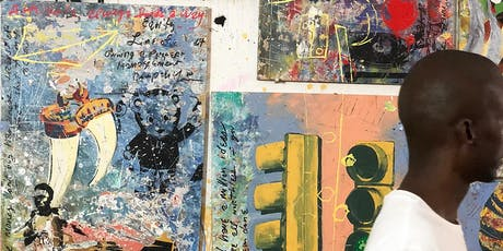 STELLAR Open Studio and Q&A with Bobby Hill Art tickets