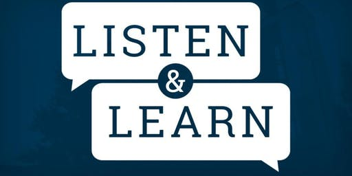 MBG Government Affairs Listen & Learn
