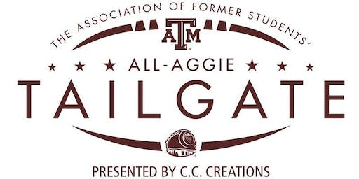 All-Aggie Tailgate vs Arkansas @ Arlington 2019
