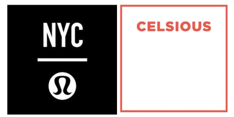 REAL Hot Yoga with lululemon Williamsburg & Celsious Social  tickets