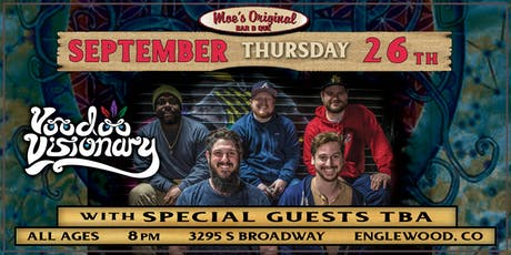 Voodoo Visionary at Moe's Original BBQ Englewood tickets