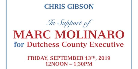 Executive Circle Lunch with Former Congressman Chris Gibson tickets