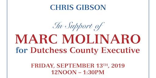Executive Circle Lunch with Former Congressman Chris Gibson