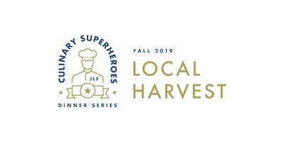 "Culinary Superheroes - Fall 2019 ""Local Harvest"" - Chef Sean Wilson"