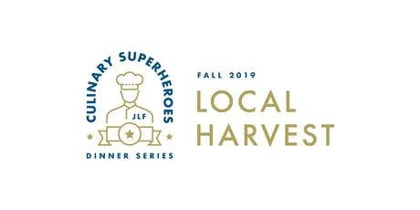 "Culinary Superheroes - Fall 2019 ""Local Harvest"" tickets"