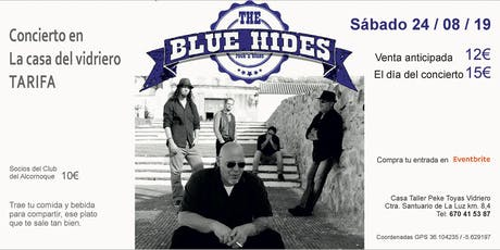 The Blue Hides tickets