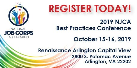 2019 NJCA Best Practices Conference - Register Today! tickets