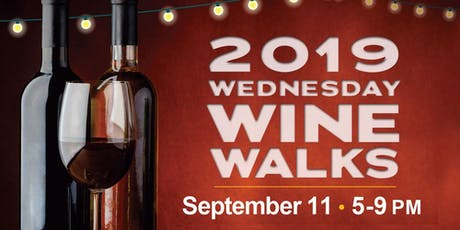 Downtown South Bend September Wine Walk tickets