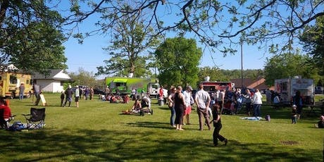 Food Truck Rally Charity Fundraiser tickets