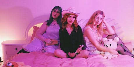The Aquadolls, Morning Eyes, Smoke From All The Friction tickets