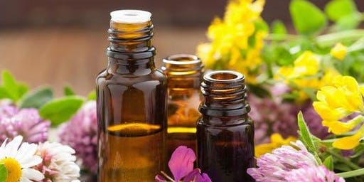 Intro To Essential Oils With Claire Papin