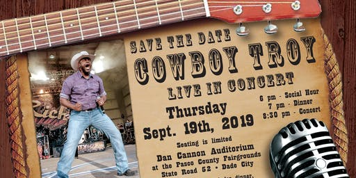 Cowboy Troy LIVE in concert!