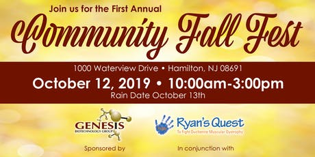 Community Fall Fest tickets