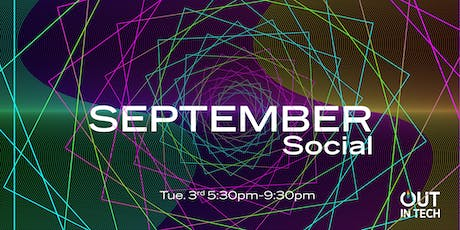 Out in Tech PDX | September Social tickets