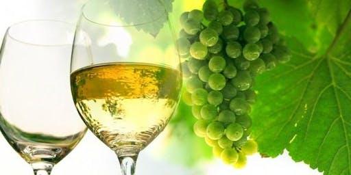 Fresh Whites Wine Tasting
