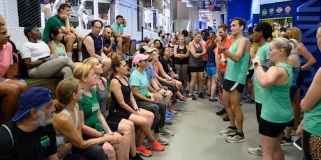 Stratégie de course pour le TCS New York City Marathon billets
