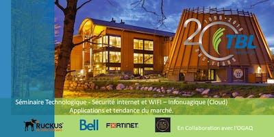 Séminaire Technologique - Sécurité internet et WIFI – Infonuagique (Cloud)