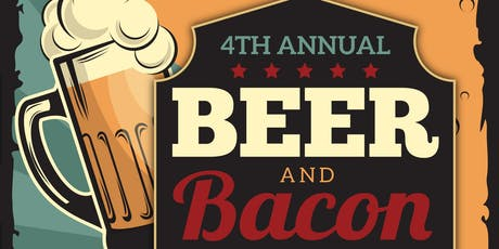 4th Annual Beer & Bacon tickets