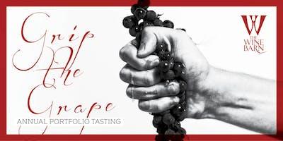 Grip the Grape - Portfolio Wine Tasting 2020
