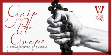 Grip the Grape - Portfolio Wine Tasting 2020 tickets