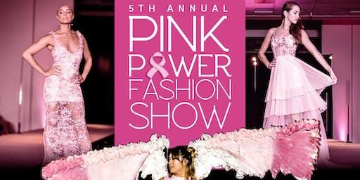 UNCG Thread's 5th Annual Pink Power Fashion Show